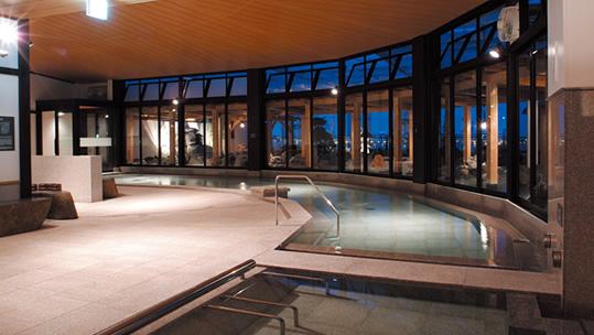 横浜みなとみらいにある温泉施設『万葉俱楽部』