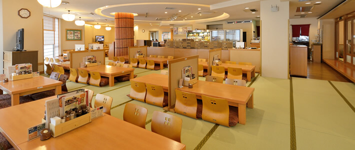 Restaurant: Manyo-An Restaurant