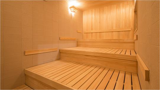 Ochre Sauna