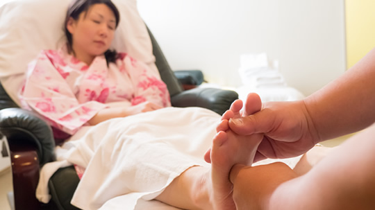 Foot and Heel Therapy