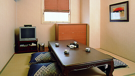 Japanese-style Guest Rooms