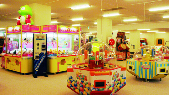 Play Center and Game Arcade