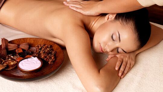 Organic Aroma Oil Esthetic Treatment Spa