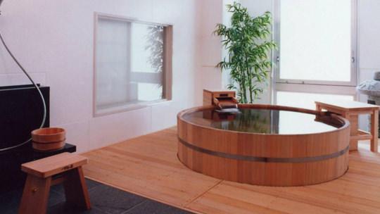 Private Family Bath