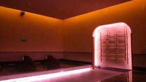 Tenshouseki / Ko-Yohseki Tangerine Rock Sauna