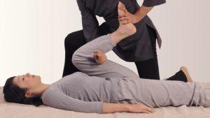 Thai-Style MassageTherapy