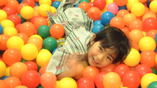 Kids Play Center and Ball Pool