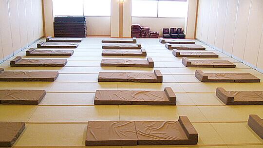 Communal Sleep Room