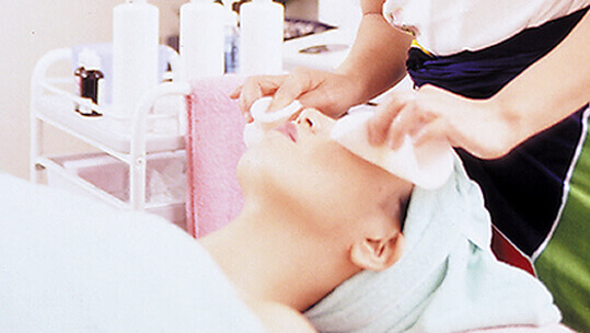 Body and Facial Esthetic Treatment Salon