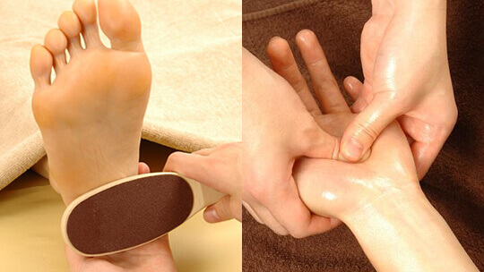 Thai-Style Foot Therapy