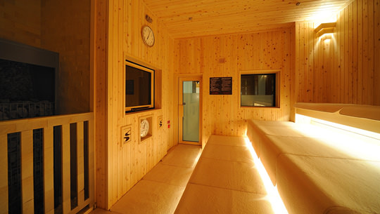 High-Temp Sauna