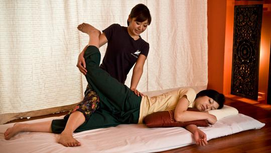 Thai-style Massage
