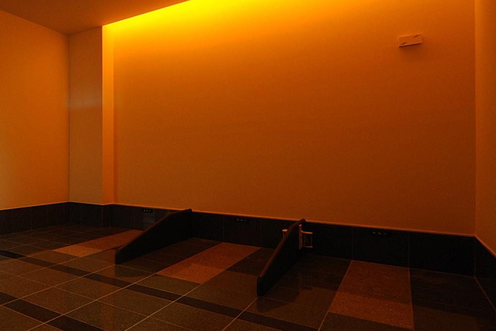 女性専用岩盤浴室