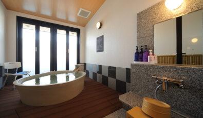貸切風呂1H付き宿泊プラン