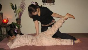Traditional Thai-style Massage Salon