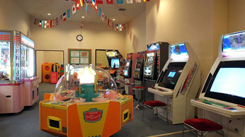 Kid's Play Room and Game Arcade