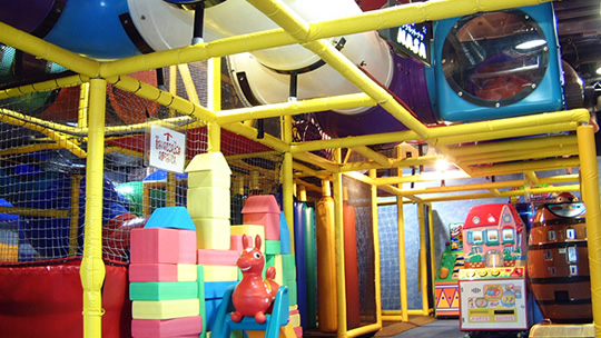 Kid's Play Center and Arcade