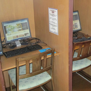 Internet Access Station